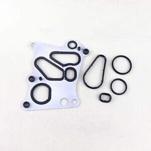 Fits Mercedes M271 W204 C180 C200 E200 SLK200 2711840280 Oil Cooler Gasket Kits
