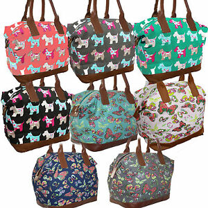 Ladies Large Overnight Travel Weekend Hand Luggage Maternity Hospital Beach Bag