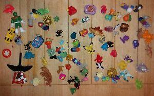 Pokemon Etc Rare Original Mini Figure Toys Job Lot