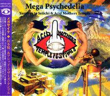 "ACID MOTHER TEMPLE ""Mega Psychedelia"" Japan CD OBI Digi Sleeve AMTCD-024"
