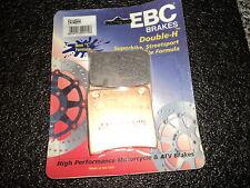PLAQUETTES DE FREIN EBC fa093 ZB TGB BULLET