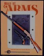 Magazine MAN AT ARMS May/June 1986 !!! SAVAGE RFA CO. Navy REVOLVER !!!