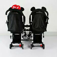 Double Twin Pushchair Buggy Stroller Converter BabyZen YoYo Compatible
