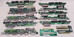 9 Lbs Computer Boards Scrap Recovery Gold Precious Metals Dead Weight Removed