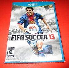 FIFA Soccer 13 WiiU Brand New (Torn Packaging) *Free Shipping!