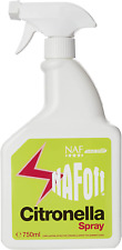 Natural Animal Feeds NAF Off Citronella Scented Grooming Spray For Horses 750ml