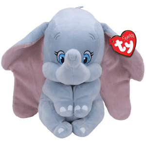 "NEW TY Beanie Buddy 7"" DUMBO Elephant (Disney) Plush Animal Toy"