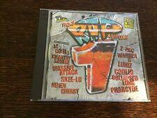 Various Artists - 'The No. 1 Rap Album ' UK Double CD Album
