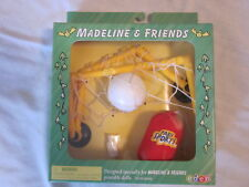 Madeline and Friends Soccer Accessories