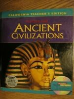 ancient-civilizations-california-teachers-edition by hart Book The Fast Free