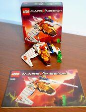 LEGO Mars Mission 7695 - MX-11 Astro Fighter Alien & Astronaut Minifigures