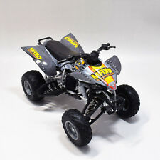 Newray 1:12 Yamaha YFZ 450 Monster Jam MAX-D ATV Motorcycle Model Toy
