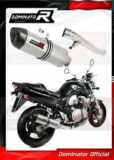 GSF 600 BANDIT Exhaust HP1 Carbon Dominator Racing silencer 1995 1996 1997
