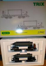 Set de vagones para el transporte Trix Ref. 23982