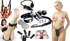 "Porn ""50th Shades of Grey"" Couple BDSM Restraint Make Love SM Sex Kit Adult Toys"