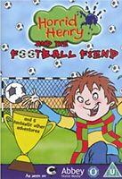 Horrid Henrys Football Fiend [DVD]