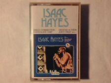 ISAAC HAYES Omonimo Same S/t mc cassette k7 ITALY UNIQUE MAI SUONATA UNPLAYED!!!