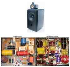 B&W 801 -S2 matrix Speakers - cross-over upgrade service  (PAIR)