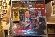 Chet Atkins Chet Atkins Workshop vinyl LP NEW sealed