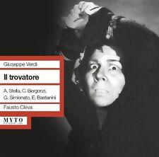 Verdi / Bergonzi - Il Trovatore: Stella-Bergonzi [New CD]