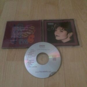 KARRIN ALLYSON - I DIDN'T KNOW ABOUT YOU (1992 USA PRESS NO BAR CODE CD ALBUM)