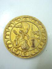 Hanuman God Jatukam Talisman Coin Code 863 Pagoda Temple Holy Thai Buddha Amulet
