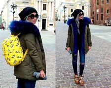 """Zara Yellow """" Looney Tunes """" Backpack Rug sack Handbag BNWT"""