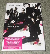 DURAN DURAN Japan PROMO limited edition CD + DVD set NEW/UNOPENED Astronaut