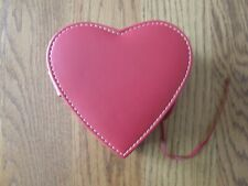 Valentine's Day Red Heart Gift Box-Storage box