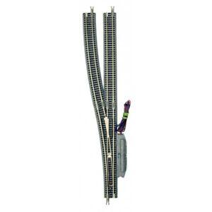 Z Scale MTL Micro Trains 99040914 Left Remote Turnout Track 13d (1 Piece)