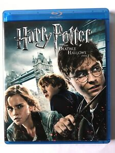 Harry Potter & the Deathly Hallows Part 1 -2010, Region A Blu-Ray & Region 1 DVD