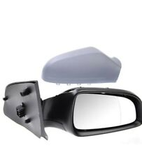 Vauxhall Astra H MK5 3dr 04-09 Electric Heated Primed Wing Mirror Pair O/S - N/S