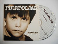 PIERPOLJAK : MAMAN [ CD SINGLE ] ~ PORT GRATUIT !