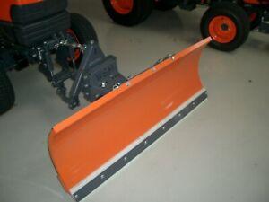 WSM Schneeschild SKN150 für Kleintraktoren Kubota - John Deere, Baujahr 2020
