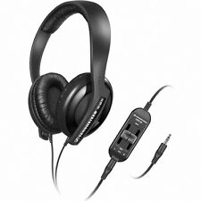 Sennheiser HD 65 TV Headphones Clear Stereo Sound Comfortable Lightweight