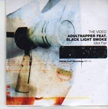 (CG442) Adultnapper ft Black Light Smoke, Idiot Fair - DJ DVD