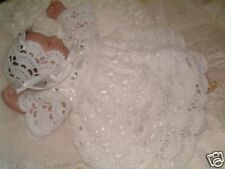 CROCHET PATTERN**BABY HEIRLOOM CHRISTENING GOWN SET**