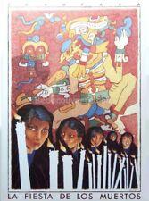 Affiche BD Berthet Poster Fiesta Signe 50x70