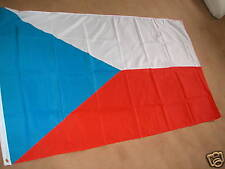 CZECH REPUBLIC FLAG 5'X3' BRAND NEW POLYESTER