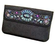 Bead Embroidered Bags/ Purses INSTRUCTIONS - Suitable for complete beginners!