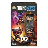 Funkoverse DC Comics Expandalone The Strategy Game NEW IN STOCK