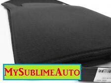 Tapis De Sol Mercedes Classe E W210 Qualité Origine Velours Noir 850g/m² NEUFS