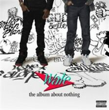 THE ALBUM ABOUT NOTHING (EXPLICIT) BY WALE CD NEW SEALED