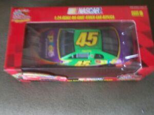 1:24 ADAM PETTY 45 Die-cast Racing Champions