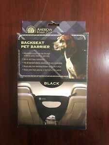 American Kennel Club Backseat Car Pet Barrier