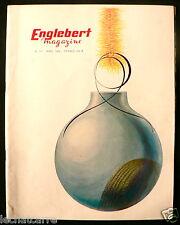 Englebert Magazine N°101 - Paquebot France - Décembre 1959