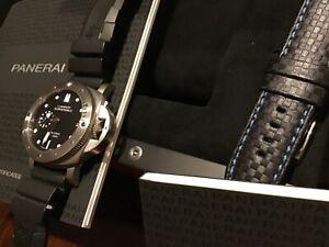 Panerai Luminor Men's Black Watch - PAM00682
