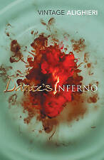 Dante's Inferno by Dante Alighieri  (Divine Comedy) (Paperback) New Book