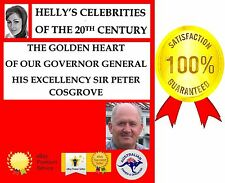 CELEBRITY INTERVIEW:THE GOLDEN HEART OF OUR GOVERNOR GENERAL SIR PETER COSGROVE*