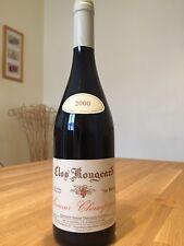 Clos ROUGEARD - 2000  - LE BOURG - Saumur Champigny Rouge - Foucault